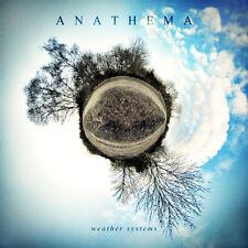 ANATHEMA - WEATHER SYSTEMS - 2LP VINYL 2012 NEW SEALED