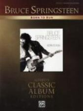 Bruce Springsteen - Born to Run - Classic  Album Edition - Guitar TAB