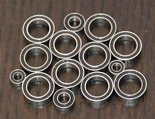 (14pcs) TAMIYA TAMTECH GEAR GB-01 / GT-01 Rubber Sealed Ball Bearing Set