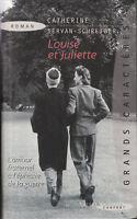 Livre Louise et Juliette Catherine Servan-Schreiber book