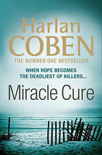 Miracle Cure by Harlan Coben Paperback Book New