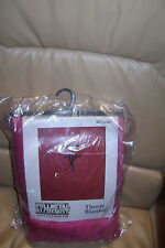 Fullmetal Alchemist Flame Symbol Red Polyester Throw Blanket Great Eastern New!