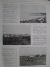 ORIENT (Maputo) Bay Mozambique 1894 gravures article