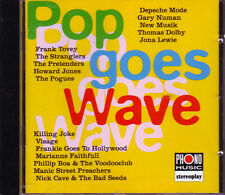 STEREOPLAY - Special CD 74 - Pop Goes Wave - rare audiophile CD 1994