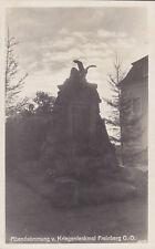 AK Kriegerdenkmal Freinberg Oberösterreich, gelaufen ca. 1930