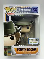 Doctor Who Pop! Funko Fourth Doctor W/ Jelly Beans Vinyl Figure Television #232