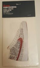 rare souvenir Nike Basketball Sole Provider souvenir stickers commemorative set