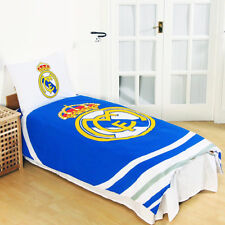 OFFICIEL REAL MADRID CLUB FOOTBALL BLEU IMPULSION réversible