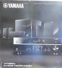 Yamaha Yht-5950U 725 Watt 4K Ultra HD 5.1-Channel Home Theater System with Wi-Fi