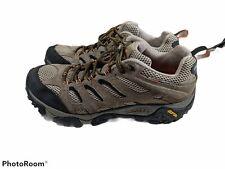 New listing Merrell Mens Sz 13 Moab 2 Brown Tan Ventilator Walnut Hiking Shoes Regular Width