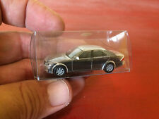 Herpa HO 1/87 Scale Mercedes S-Klasse Clear See Through Car - Made in Germany!