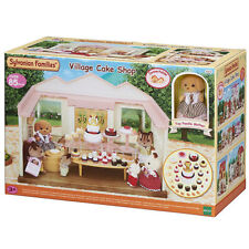 SYLVANIAN Families Village Cake Shop Family Figures 5263