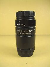 Camera Lens  HR F2.8/50mm