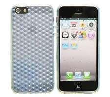 Luxburg® iPhone 5 Designer Diamond Silikon Hülle Case Cover Bumper Etui