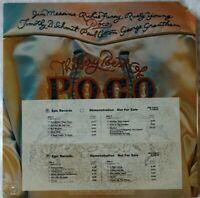 POCO The Very Best of.. 1975 PROMO NM Double Vinyl LP  Gatefold   PEG 33537