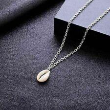 Natürliche Kauri Perlen Shell Fußkettchen Armband handgemachte Neu Strand F A4S7