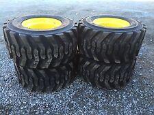 33X15.5-16.5 Skid Steer Tires Rims/Wheels-33X15.50-16.5-BossGrip for Bobcat, etc
