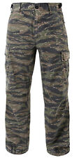 Vintage Military Rip Stop Vietnam Tactical BDU Pants Trousers Rothco 4487