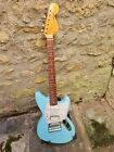 Fender Kurt Cobain Jag-Stang MIJ Sonic Blue - FREE UK DELIVERY for sale