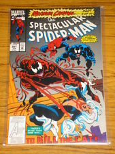 SPIDERMAN SPECTACULAR #201 VOL1 MARV MAXIMUM CARNAGE JUNE 1993