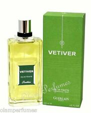 Vetiver by Guerlain Eau de Toilette Spray 6.8oz 200ml * New in Box Sealed *