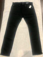 NWT $148 Gap Japanese Kaihara Selvedge Denim Jeans, Skinny Fit  33x30