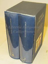 RACCOLTA NOVELLE - Le mille e una notte 2 VOLUMI - Rizzoli 1989 PRIMA EDIZIONE