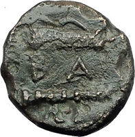 ALEXANDER III the Great 325BC Macedonia Ancient Greek Coin HERCULES CLUB i62829