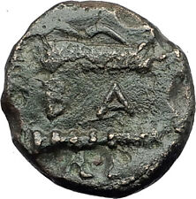 ALEXANDER III the Great 325BC Macedonia Ancient Greek Coin HERCULES CLUB i62829