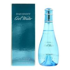 Davidoff Cool Water Woman Eau de Toilette 100ml Spray NEW. Women's - EDT For Her