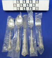 Stanley Roberts Rogers DELIGHT Glossy Stainless Flatware PLACE SETTING Korea NEW