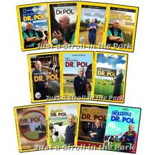 Incredible Dr. Pol Series Complete Season 1 2 3 4 5 6 7 8 9 10 11 Box/DVD Set(s)