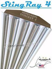 4 Lamp T8 LED HighBay -  Warehouse, Shop, Garage BRIGHT Commercial Light NEW