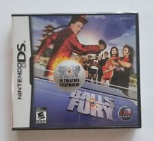 Balls Of Fury Nintendo DS Ships Same Day Nintendo DS Game Cartridge 3DS DS