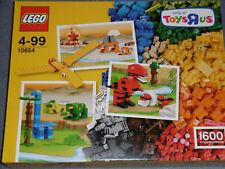 LEGO 10654 Classic Creative Steinebox mit 1600 Teilen neu und OVP!