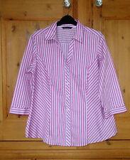 Marks and Spencer Striped Plus Size Tops & Shirts for Women