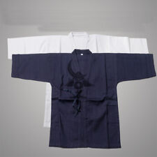 Summer Thin 100% Cotton Kendo Aikido Hapkido Gi Martial Arts Uniforms Kimono