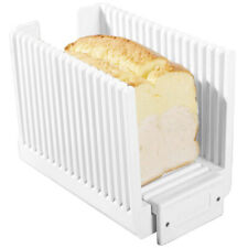 Avanti Bread Slicing Guide Loaf Toast Sandwich Cutter Slicer Guiding Kitchen