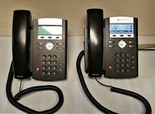 (2) Polycom SoundPoint Ip 335 PoE 2200-12375-001, VoIp Phone, Great Condition