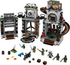 EUC Mint Clean No Dust 100% Complete Lego TMNT Movie Turtle Lair Invasion 79117