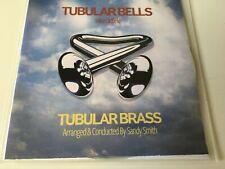 Tubular Bells Tubular Brass 2017 PROMO CD ALBUM Mike Oldfield