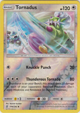 4x Tornadus - 178/236 - Uncommon - Reverse Holo NM-Mint Pokemon SM14 - Unified M