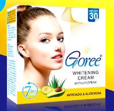GOREE Skin Whitening Beauty Cream with Lycopene Avocado & Aloevera 30g Original