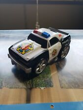 FISHER PRICE SHAKE N GO POLICE CAR WITH SOUND AND MOTION TESTED AND WORKING
