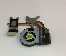 HP PAVILION DV7-4000 CPU COOLING FAN W/ HEATSINK FCLNX6U 637609-001-TESTED