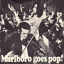 """45 T SP  LORNA AND THE SMOKERS  """"MARLBORO GOES POP"""""""