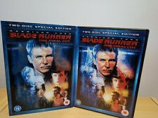 Blade Runner 2 Disc Special Edition DVD UK Release w/ RARE Limited Slip Case