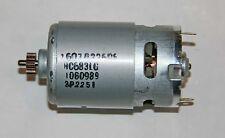 Motor Bosch PSR 14,4 Li-2  PSR14,4  Orginal 2609004486 (1607022606)