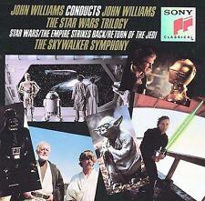 John Williams Conducts John Williams: The Star Wars Trilogy Star Wars, The Empe