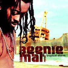 New: Beenie Man: Tropical Storm Clean Audio Cassette